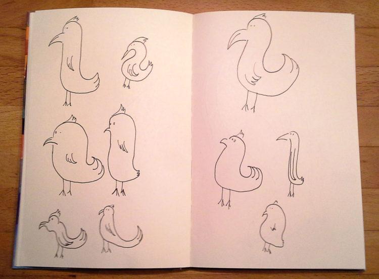 locobirds #4